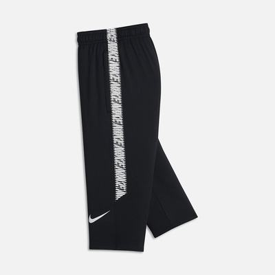 Tight Nike Dry Squad Garcon Noir/Blanche/Blanche (739WDXUE)